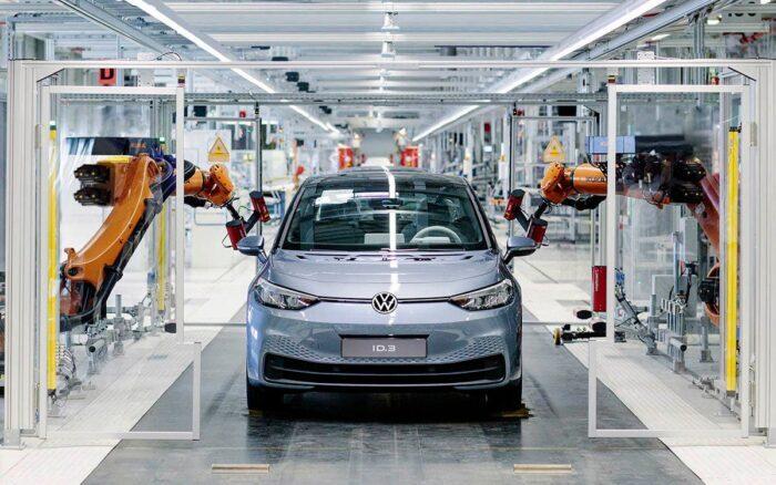 medio ambiente coche eléctrico